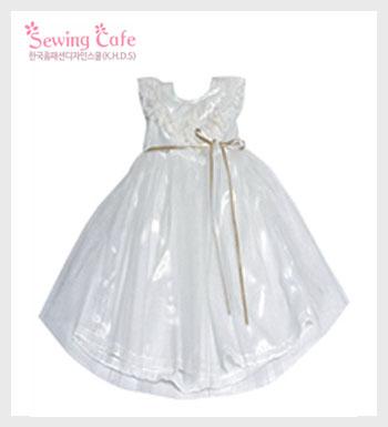11. 소잉 아동 드레스 패턴